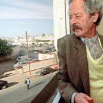 """A la memoria de Mohamed Choukri, Tánger y """"el yo-ciudad""""."""